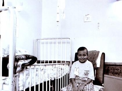 کودک تحت حمایت محک-بیمارستان علی اصغر- 1379