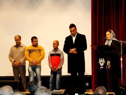 دومین همایش مسئولیت اجتماعی سازمانها و سرطان کودک مراسم اهداي مدال احسان حدادي به كودكان محك