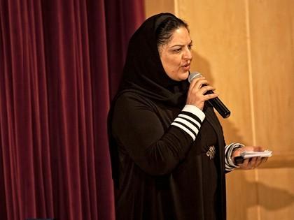 همایش CSR در محک شهرزاد اسفرجانی مدرس تبلیغات و مشاور مدیر عامل در امر تبلیغات