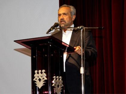 دومین همایش مسئولیت اجتماعی سازمانها و سرطان کودک دکتر محمد نهاوندیان؛ رئیس اتاق بازرگانی و صنایع و معادن ایران