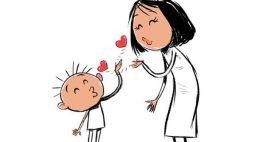 چطوری بدون در آغوش گرفتن فرزندم، بهش محبت کنم؟