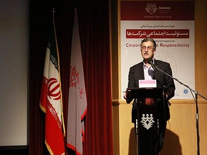 مهندس مسعود خوانساری، رئیس اتاق بازرگانی تهران