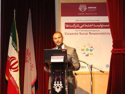 جوزپه کارلا مدیر منطقهای شرکت نستله مقیم در ایران