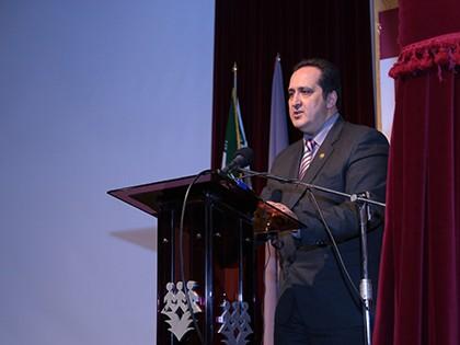 آراسب احمدیان، مدیرعامل محک
