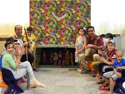 هجدهمین جشنواره آیینی و سنتی در محک