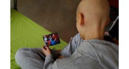کودک سرطانی